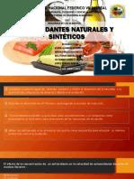 Antioxidantes Exposicion Bioquimica Este