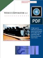 WEMCO Depurator mbl