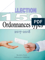 150 Ordonnances Types