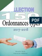 150 Ordonnances Types