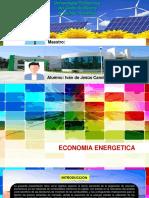 ECONOMIA ENERGETICA ( Ivan de Jesus Candelero Morales )