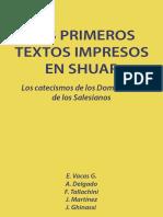 Diccionario latino español Los primeros textos en shuar