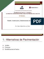 2do Modulo Consideraciones de Diseño y Durabilidad Mbs