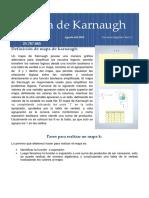 Mapa de Karnaugh