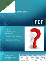 Data Warehousing Conceptos Básicos