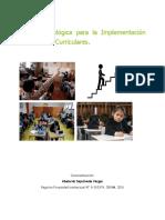 Guía Metodológica Para La Implementación de Las Bases Curriculares