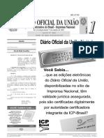 Decreto Nº 9.385, De 26 de Maio de 2018