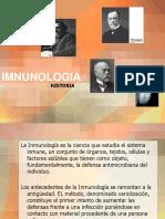 Historia Imnunologia