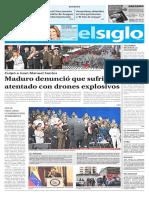 Edición Impresa 05-08-2018