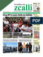 Periodico de Izcalli, Ed. 616, Octubre 1