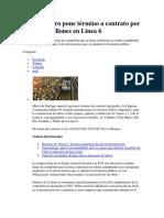 201410 Metro Pone Término a Contrato Por USD 162 Millones en Línea 6_000