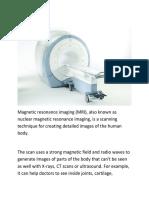 MRI scaning.docx