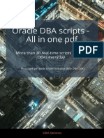 DBA Genesis - Oracle DBA Scripts