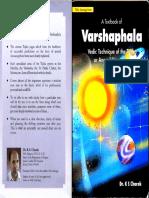 K.S. Charak - A Textbook of Varshaphala