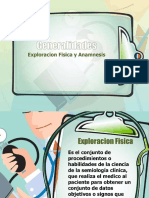 Generalidades Exploracion Fisica y Anamnesis