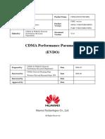 CDMA Performance Parameters (EVDO) V3.0 .pdf