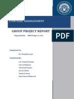 Strategic Management Report KSB Pumps