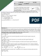 Fisica Generale B 10-07-2009