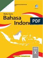 Buku Guru Kelas 10 Bahasa Indonesia.pdf