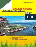 Kota Ambon Dalam Angka 2017