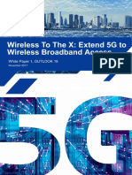 Wttx and 5G