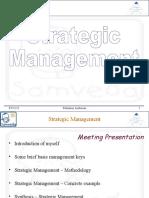 2010 05 08 Presentation - Strategy Management