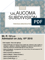 Case Report Glaucoma Neovascular