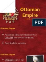 Ottoman Empire (Rise and Decline)
