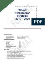 337886595-Format-Perancangan-Strategik-2017-2020.docx