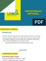 Aula 3 Hipertensão Arterial e Doenças Cardiovasculares