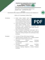 8.3.2.4 SK penangan dan pembuangan bahan infeksius dan berbahaya.doc