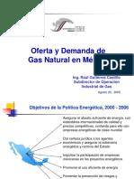 OFERTA Y DEMANDA GAS NATURAL MEXICO.ppt