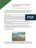 Tingkat Kekeringan Rumput Laut Merata Dengan Mengaplikasikan Plastik UV 6.docx