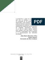 Monteiro Medicao de Conflictos Scolares Fundamentos