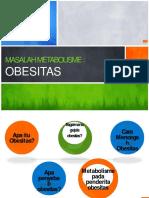materi obesitas