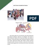Suku Dayak Kalimantan Tengah