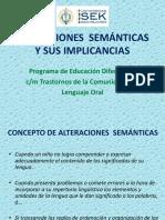 3 Evaluación Semántica y Sus Implicancias