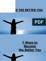 Become the better you.ppt