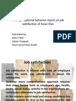 Asian O.B Presentation