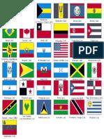 Banderas de America