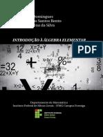 Introdução a Álgebra Elementar.pdf