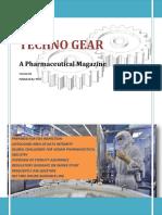 Techno Gear A Pharmaceutical Magazine