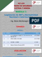 01 Legislacion y Normativa SSMA