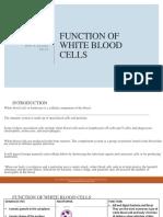 LO 6 - Function of Neutrophils .pptx