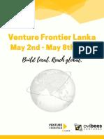 Venture Frontier Lanka May 2018