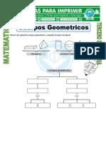 Ficha Cuerpos Geometricos Para Tercero de Primaria