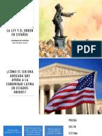 La Ley y El Orden en Español_Vocabulario