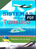 Sistemas de Transportes Turísticos
