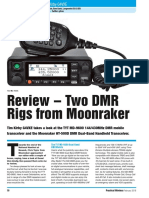 Review Two DMR Rigs From Moonraker