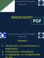 Negociacion Opaz